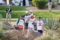Justin Thomas (USA) during the second round of the Waste Management Phoenix Open, TPC Scottsdale, Phoenix, USA. 30/01/2020<br /> Picture: Golffile | Phil INGLIS<br /> <br /> <br /> All photo usage must carry mandatory copyright credit (© Golffile | Phil Inglis)