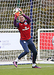 England's Jordan Pickford in action during training at Tottenham Hotspur training centre, London. Picture date November 14th, 2016 Pic David Klein/Sportimage