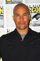 SAN DIEGO - July 22:  Coby Bell at Comic-Con Saturday 2017 at the Comic-Con International Convention on July 22, 2017 in San Diego, CA