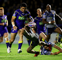 Warrington v Huddersfield - 07 Sept 2018
