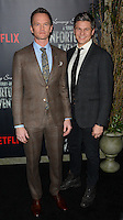 www.acepixs.com<br /> <br /> January 11 2017, New York City<br /> <br /> Neil Patrick Harris (L) and David Burtka attend the 'Lemony Snicket's A Series Of Unfortunate Events' Screening at the AMC Lincoln Square Theater on January 11, 2017 in New York City. <br /> <br /> By Line: Nancy Rivera/ACE Pictures<br /> <br /> <br /> ACE Pictures Inc<br /> Tel: 6467670430<br /> Email: info@acepixs.com<br /> www.acepixs.com