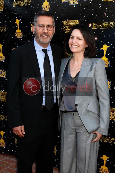 Rick Jaffa, Amanda Silver<br /> at the 43rd Annual Saturn Awards, The Castaway, Burbank, CA 06-28-17<br /> David Edwards/DailyCeleb.com 818-249-4998
