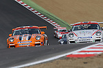 Keith Webster - Redline Racing & Tommy Dreelan - Celtic Speed Porsche Carrera Cup GB