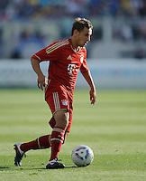 Fussball Bundesliga Saison 2011/2012 Vorbereitung FC Carl Zeiss Jena - FC Bayern Muenchen RAFINHA (FC Bayern).