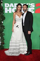 WESTWOOD, CA - NOVEMBER 5: Alessandra Ambrosio and Jamie Mazur at the premiere of Daddy's Home 2 at the Regency Village Theater in Westwood, California on November 5, 2017. Credit: Faye Sadou/MediaPunch