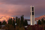 Carillon Bell Tower.November 11, 2003..Photography by Mark A. Philbrick.Photo by Mark Philbrick/BYU.11/11/03