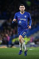 Mateo Kovacic of Chelsea during Chelsea vs Dynamo Kiev, UEFA Europa League Football at Stamford Bridge on 7th March 2019