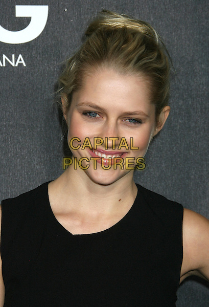 TERESA PALMER .D&G Flagship Boutique Opening Benefiting The Art of Elysium held at the Dolce & Gabana Boutique on Roberston Blvd, Beverly Hills, California, USA..December 15th, 2008.headshot portrait black  .CAP/ADM/MJ.©Michael Jade/AdMedia/Capital Pictures.