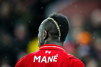 Liverpool's Sadio Mane<br /> <br /> Photographer AlexDodd/CameraSport<br /> <br /> The Premier League - Liverpool v Manchester United - Sunday 16th December 2018 - Anfield - Liverpool<br /> <br /> World Copyright &copy; 2018 CameraSport. All rights reserved. 43 Linden Ave. Countesthorpe. Leicester. England. LE8 5PG - Tel: +44 (0) 116 277 4147 - admin@camerasport.com - www.camerasport.com
