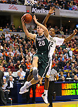 Michigan State vs Purdue Big Ten Tournament