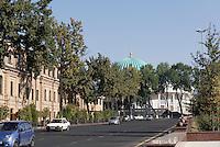 Kuppel des Timuriden-Museums, Taschkent, Usbekistan, Asien<br /> dome of Timurid Museum, Tashkent, Uzbekistan, Asia