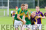 Kerry v Wexford in the All Ireland Junior Championship semi-final in Dungarvan.
