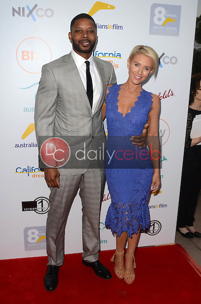 Kerry Rhodes, Nicky Whelan<br />