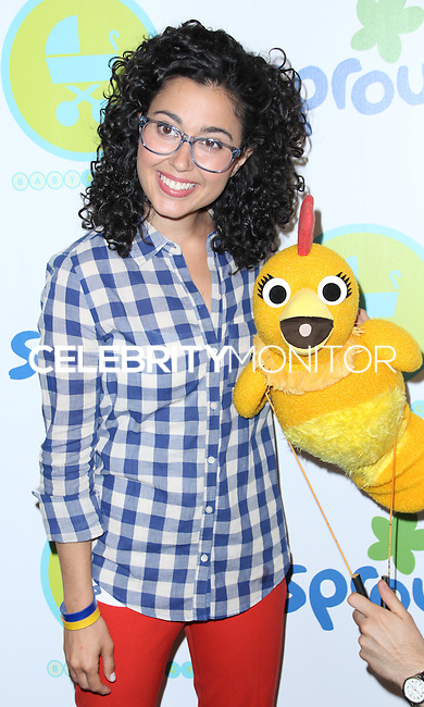 NEW YORK CITY, NY, USA - JUNE 04: Carly Ciarrocchi, Chica at the 2014 Baby Buggy Bedtime Bash Hosted By Jessica And Jerry Seinfeld - Sponsored By Sprout on June 4, 2014 in New York City, New York, United States. (Photo by Jeffery Duran/Celebrity Monitor)