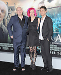 Lana Wachowski ,Andy Wachowski and Tom Tykwer at The Warner Bros. Pictures L.A. Premiere of Cloud Atlas held at The Grauman's Chinese Theatre in Hollywood, California on October 24,2012                                                                               © 2012 Hollywood Press Agency