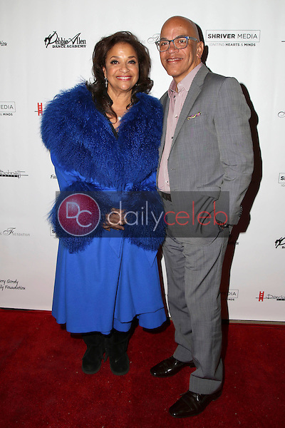 Debbie Allen, Ricky Minor<br />