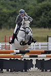 Class 8. 85cm. Unaffiliated showjumping. Brook Farm Training Centre. Essex. 15/07/2017. MANDATORY Credit Garry Bowden/Sportinpictures - NO UNAUTHORISED USE - 07837 394578