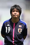 Ayaka Michigami (JPN), .JUNE 17, 2012 - Football / Soccer : .International Friendly match between .Japan 1-0 U.S.A.at Nagai Stadium, Osaka, Japan. (Photo by Akihiro Sugimoto/AFLO SPORT) [1080]