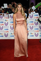 LONDON, UK. October 29, 2018: Lauren Pope at the Pride of Britain Awards 2018 at the Grosvenor House Hotel, London.<br /> Picture: Steve Vas/Featureflash