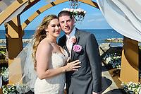 Rachel and Chris - Wedding Day, May 10, 2015