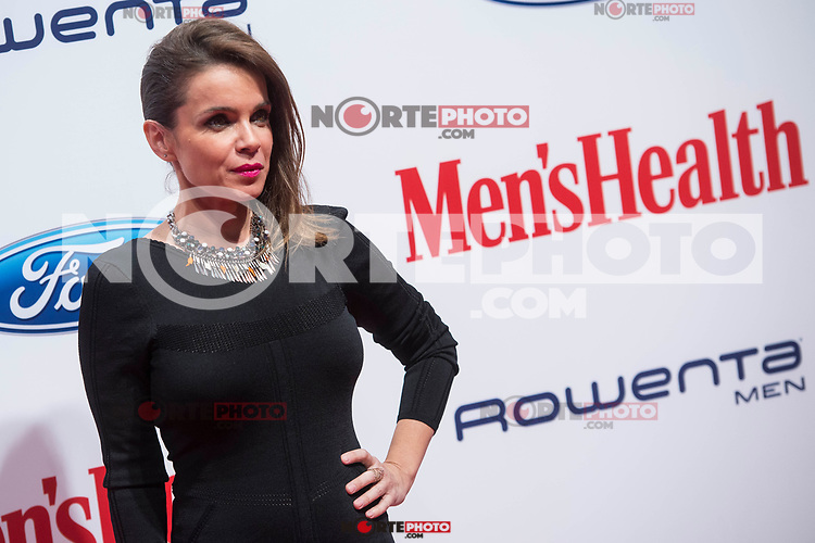 Carme Chaparro attends to Men's Health awards 2017 photocall at Goya Theater in Madrid, Spain. November 20, 2017. (ALTERPHOTOS/Borja B.Hojas) /NortePhoto.com