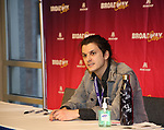 Alex Boniello During the BroadwayCON 2020 First Look at the New York Hilton Midtown Hotel on January 24, 2020 in New York City.