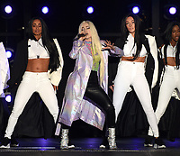 CARSON, CALIFORNIA - JUNE 01: Ava Max performs onstage at 2019 iHeartRadio Wango Tango at Dignity Health Sports Park on June 01, 2019 in Carson, California.   <br /> CAP/MPI/IS<br /> ©IS/MPI/Capital Pictures