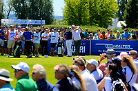 Bernd Wiesberger (AUT) during the second round of the Lyoness Open powered by Organic+ played at Diamond Country Club, Atzenbrugg, Austria. 8-11 June 2017.<br /> 09/06/2017.<br /> Picture: Golffile | Phil Inglis<br /> <br /> <br /> All photo usage must carry mandatory copyright credit (&copy; Golffile | Phil Inglis)