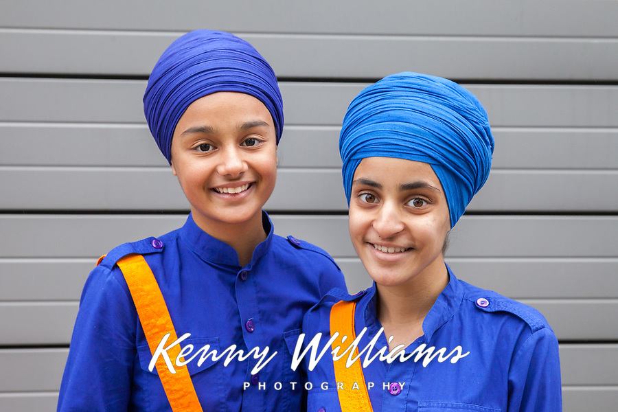 Renton Multicultural Festival 2016, Washington State, USA.