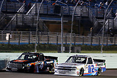 #4: Todd Gilliland, Kyle Busch Motorsports, Toyota Tundra JBL/SiriusXM #02: Austin Hill, Young's Motorsports, Chevrolet Silverado Young's Building Systems/Randco