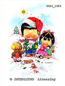 GIORDANO, CHRISTMAS CHILDREN, WEIHNACHTEN KINDER, NAVIDAD NIÑOS, paintings+++++,USGI1925,#XK#