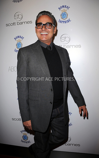 WWW.ACEPIXS.COM . . . . . ....January 20 2010, New York City....Oribe arriving at the launch party for Scott Barnes' 'About Face' book at Provocateur at The Hotel Gansevoort on January 20, 2010 in New York City.....Please byline: KRISTIN CALLAHAN - ACEPIXS.COM.. . . . . . ..Ace Pictures, Inc:  ..tel: (212) 243 8787 or (646) 769 0430..e-mail: info@acepixs.com..web: http://www.acepixs.com