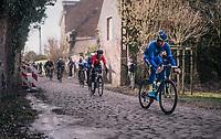 Alex Kirsch (LUX/WB Aqua Protect-Veranclassic)<br /> <br /> 50th GP Samyn 2018<br /> Quaregnon &gt; Dour: 200km (BELGIUM)