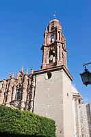 Templo de San Antonio, San Miguel, Mexico