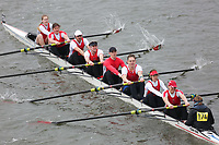 Crew: 174   Sheffield, City Of, Rowing Club/Wolfson College (Oxford) Boat Club   Mx.MasA-C.8+ (B)<br /> <br /> Veterans' Head of the River Race 2018<br /> <br /> To purchase this photo, or to see pricing information for Prints and Downloads, click the blue 'Add to Cart' button at the top-right of the page.
