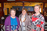 Enjoying the Tea Dance in aid of Millford Hospice which was held in Fr. Casey's GAA Clubhouse on Sunday were L-R : Noreen Flavin, Nora Summers and Kathleen O'Conner, Listowel.