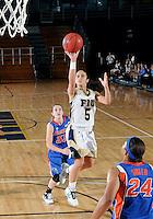 FIU Women's Basketball v. Florida (11/29/09)