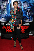 "LOS ANGELES, CA, USA - APRIL 16: Latarsha Rose at the Los Angeles Premiere Of Open Road Films' ""A Haunted House 2"" held at Regal Cinemas L.A. Live on April 16, 2014 in Los Angeles, California, United States. (Photo by Xavier Collin/Celebrity Monitor)"