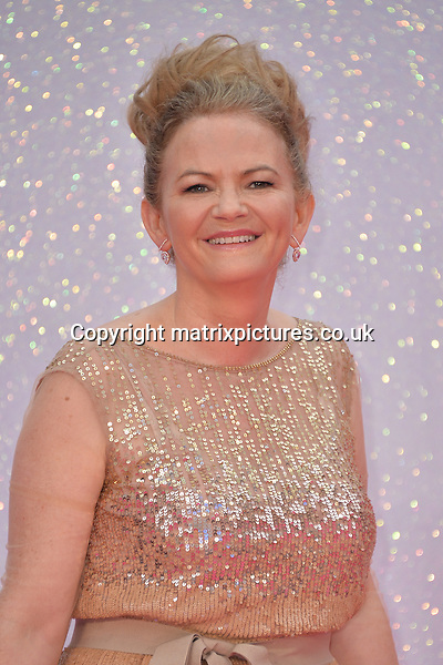 NON EXCLUSIVE PICTURE: MATRIXPICTURES.CO.UK<br /> PLEASE CREDIT ALL USES<br /> <br /> WORLD RIGHTS<br /> <br /> Welsh director Sharon Maguire attends the world premiere of her new film &quot;Bridget Jones's Baby&quot; at Leicester Square in London.<br /> <br /> SEPTEMBER 5th 2016<br /> <br /> REF: JWN 162864