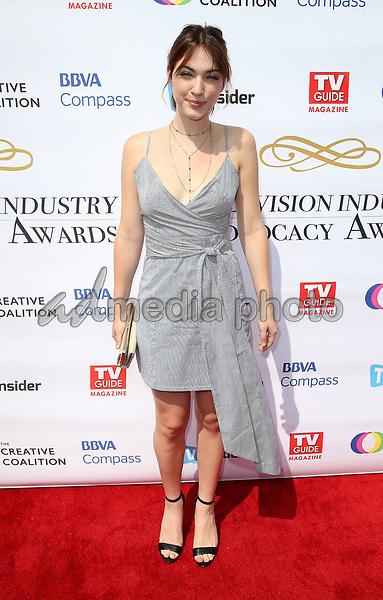 16 September 2017 - Hollywood, California - Violett Beane. Television Industry Advocacy Awards held at TAO Hollywood. Photo Credit: F. Sadou/AdMedia