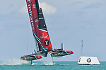 2017 - LOUIS VUITTON AMERICA'S CUP PLAYOFF - GREAT SOUND - BERMUDAS