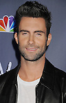 "CULVER CITY, CA - OCTOBER 28: Adam Levine at the ""The Voice"" Press Junket at Sony Pictures Studios on October 28, 2011 in Culver City, California."