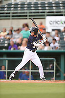 ***Temporary Unedited Reference File***San Antonio Missions second baseman Nelson Ward (2) during a game against the Midland RockHounds on April 21, 2016 at Nelson W. Wolff Municipal Stadium in San Antonio, Texas.  Midland defeated San Antonio 9-2.  (Mike Janes/Four Seam Images)