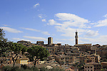 Siena, Tuscany, Italy. 7th March 2014.<br /> Picture: Eoin Clarke Photography