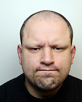 "Pictured: Police custody picture of Jonathan Jennings<br /> Re: Jonathan Jennings who claimed Hitler was born ""100 years too soon"" has been jailed for 16 months at Swansea Crown Court.<br /> 34 year old Jennings, of Brynamman, Carmarthenshire, admitted to making online threats intended to stir up racial hatred.<br /> The court heard that Jennings used a social media profile to make threats against Muslims, Jews and members of the Labour Party.<br /> He also posted vicious communications online between March and August 2017."