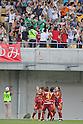 INACINAC Kobe Leonessa team group, JULY 24, 2011 - Football / Soccer : 2011 Plenus Nadeshiko LEAGUE 1st Sec match between INAC Kobe Leonessa 2-0 JEF United Ichihara-Chiba Ladies at Home's Stadium Kobe in Hyogo, Japan. (Photo by Akihiro Sugimoto/AFLO SPORT) [1080]
