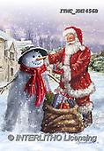 Marcello, CHRISTMAS SANTA, SNOWMAN, WEIHNACHTSMÄNNER, SCHNEEMÄNNER, PAPÁ NOEL, MUÑECOS DE NIEVE, paintings+++++,ITMCXM1456B,#X#