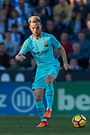 c of FC Barcelona in action during the La Liga 2017-18 match between CD Leganes vs FC Barcelona at Estadio Municipal Butarque on November 18 2017 in Leganes, Spain. Photo by Diego Gonzalez / Power Sport Images