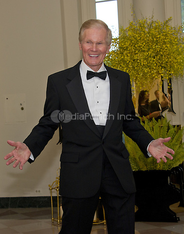 United States Senator Bill Nelson (Democrat of Florida) arrives for the State Dinner honoring Prime Minister Lee Hsien Loong of the Republic of Singapore at the White House in Washington, DC on Tuesday, August 2, 2016.<br /> Credit: Ron Sachs / Pool via CNP/MediaPunch