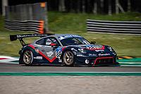 #88 EBIMOTORS (ITA) PORSCHE 911 GT3 R PAOLO VENEROSI (ITA) ALESSANDRO BACCANI (ITA)